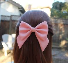 Hair accessories Big Bows
