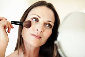 look older Makeup to Dry Skin