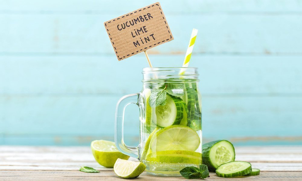 Lime Mint Drink