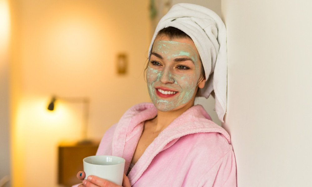 Tea Face Mask