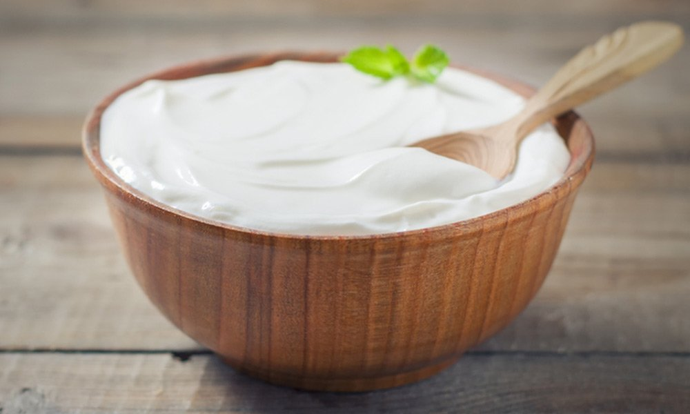 glowing skin Yogurt Face Mask