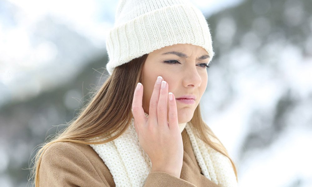 winter skin care Dry and Dull Skin