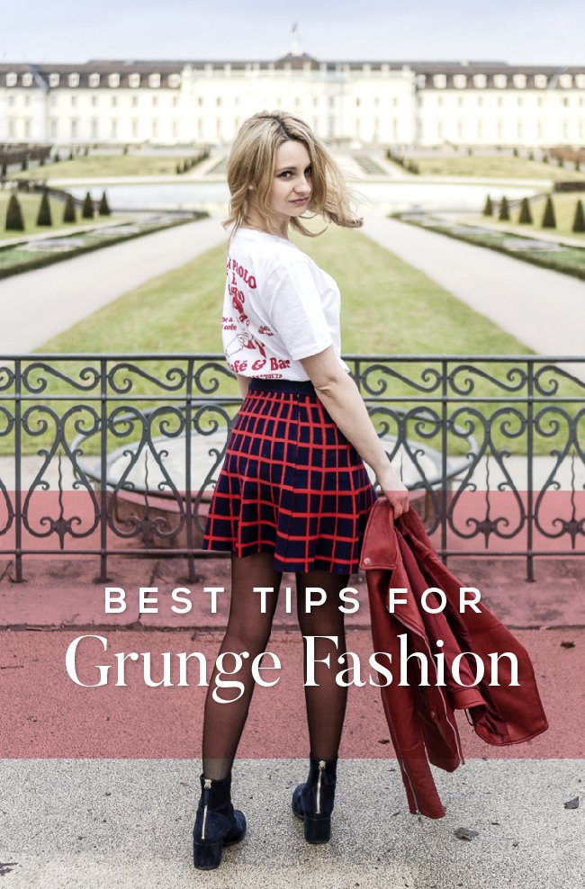 Best Tips for Grunge Fashion