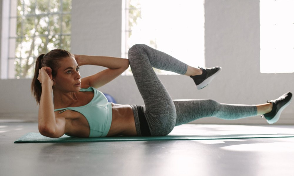 How-to-Do-Crunches-Your-Effective-Ways