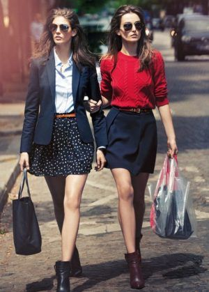 style tips to level up your preppy style.