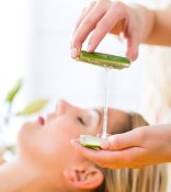 Aloe Vera for Different Type of Skin