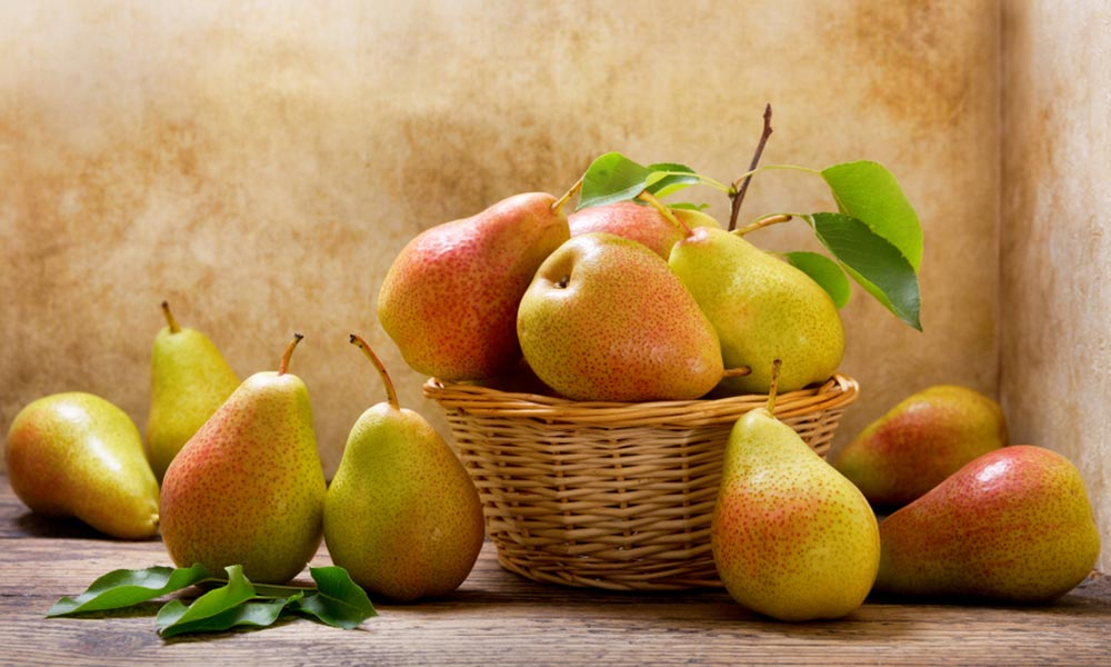 The Infamous Miracle Fruit - Pears, and the Amazing Health Benefits