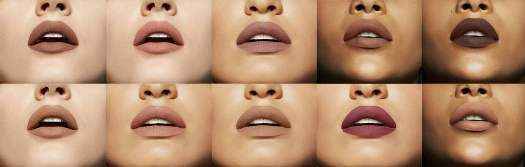 Your lipstick color for your skin tone