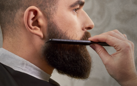 Keeping your beard as clean as your hair