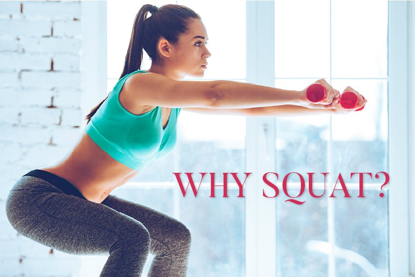 So why squat?