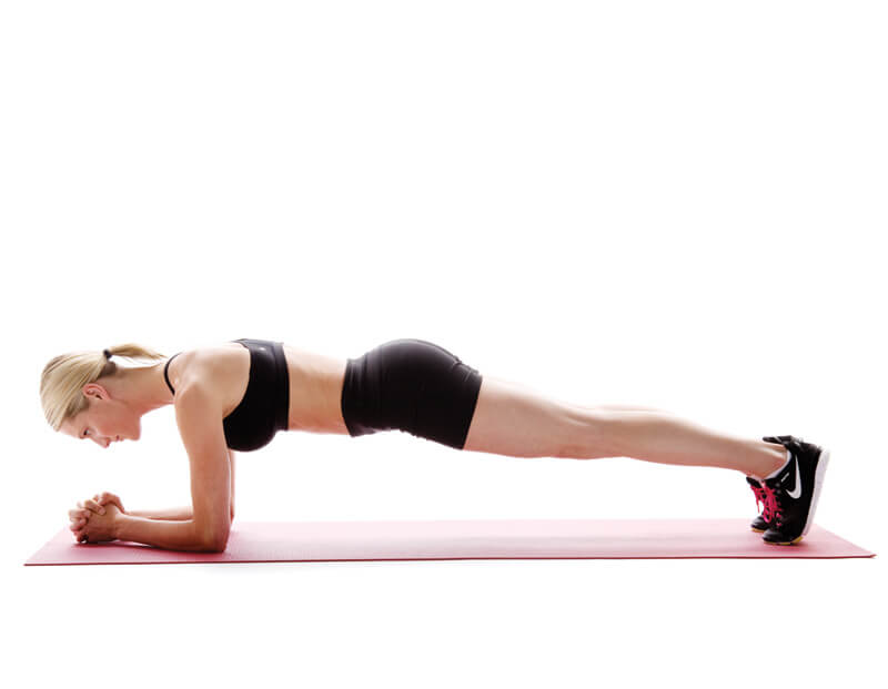 Quick Tips for Plank Exercise