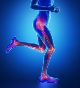 Walking makes your muscles and joints stronger.