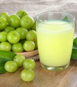 Use amla with lime juice for extra boost to hair growth.