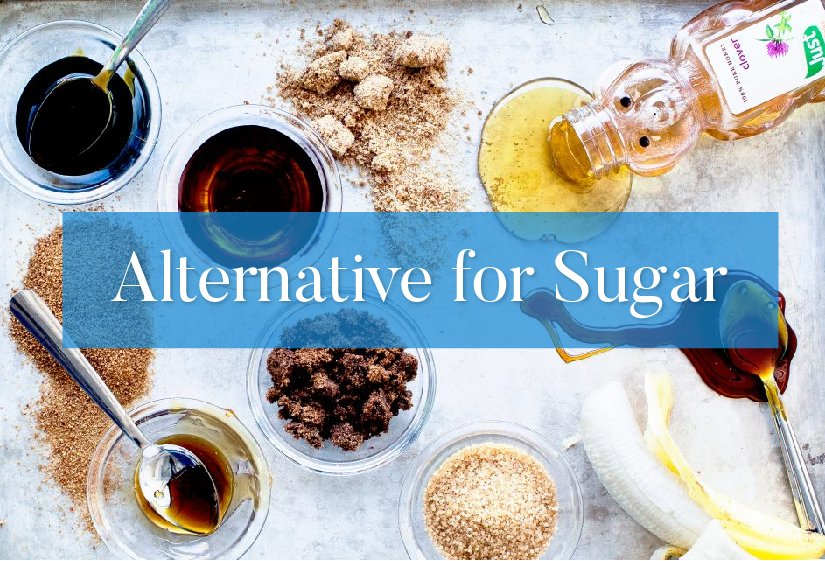 Alternative for Sugar