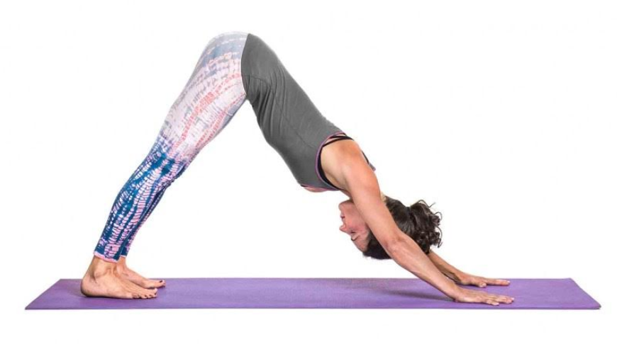 Yoga Routine 2: Downward-Facing