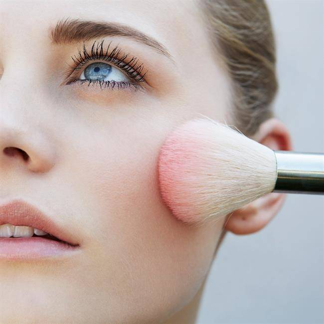 Create natural blush