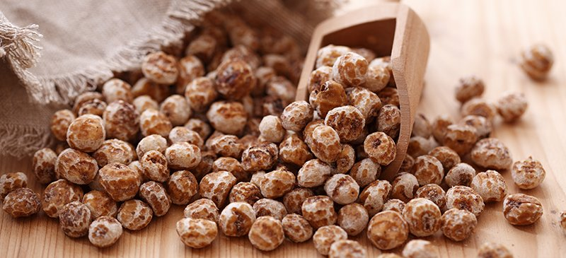 You can have tiger nuts as one of the best sources of protein from vegetables