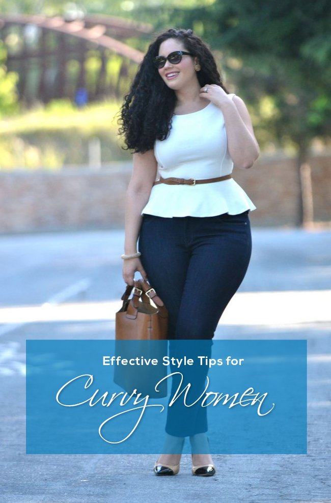 Effective Style Tips for Curvy Women