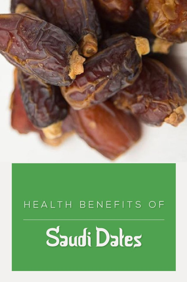 Health Benefits of Saudi Dates