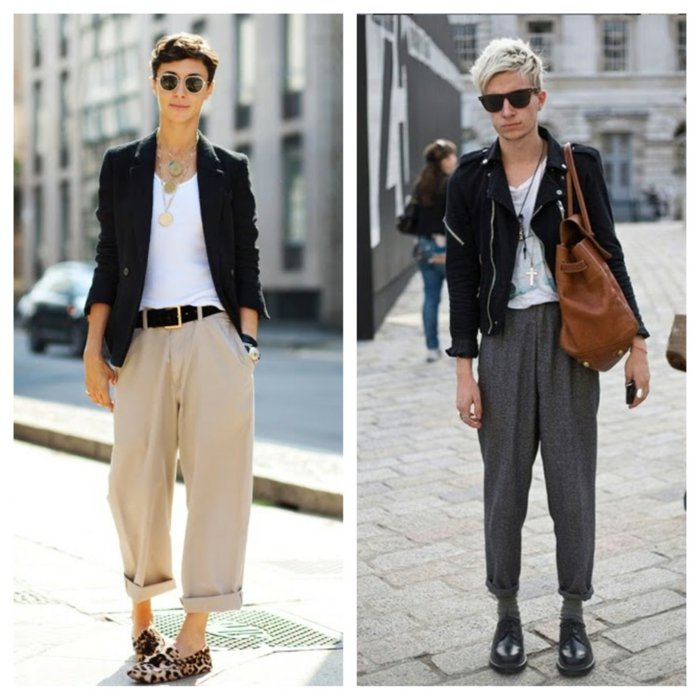 More Androgynous Fashion Tips