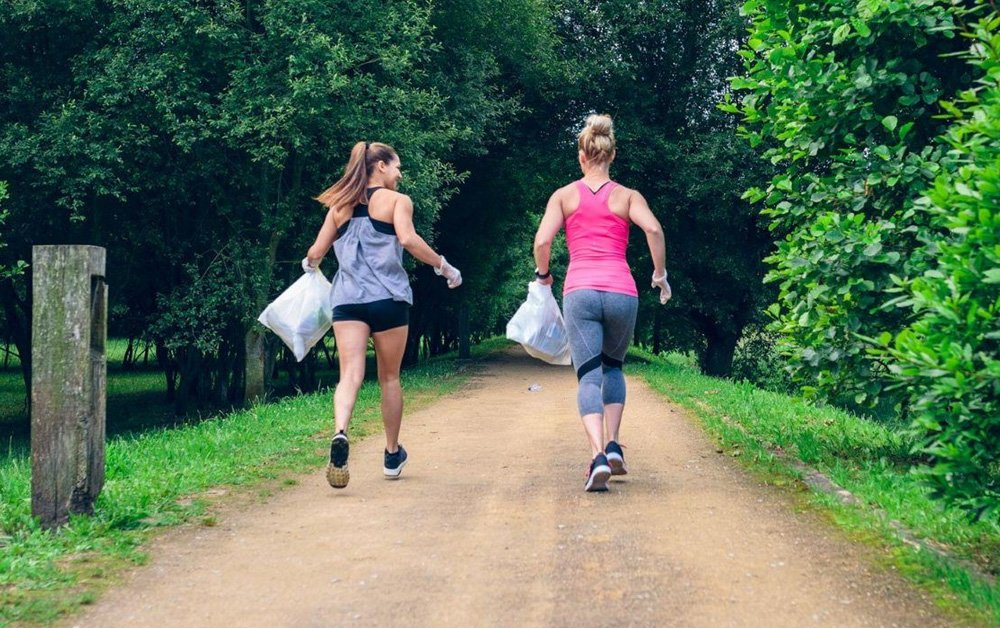 Plogging is the new Jogging! Try it and enjoy new way of burning calories!