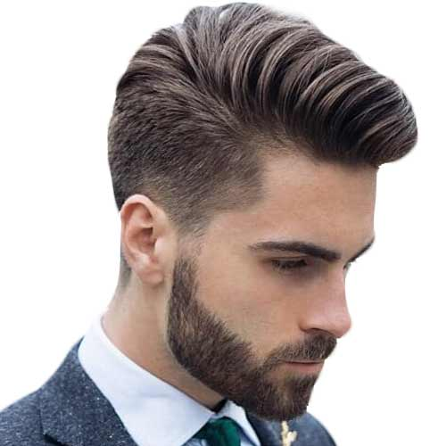 Pompadour Hairstyle01