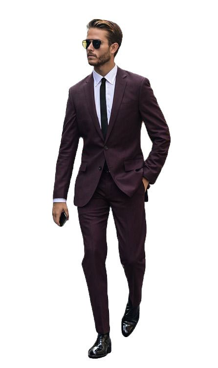 Mens Street Style Suiting
